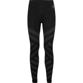 Odlo Kinship Warm Bottoms Long Men black melange